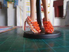 i really love making the caviar shoe