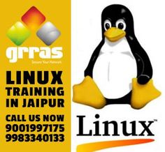 GRRAS is the right place to do your Linux course. There are courses for students at all levels, and even for working professionals who want to upgrade their Linux skill sets.