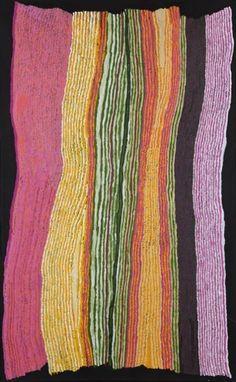 Ray Ken / Ngayuku ngura (My Country) 1220 x Aboriginal Painting, Aboriginal Artists, Aboriginal People, Dot Painting, Aboriginal Patterns, Blue Horse, Painted Leaves, Australian Art, Indigenous Art
