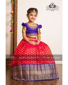 Image may contain: one or more people and people standing Kids Lehanga Design, Kids Frocks Design, Baby Frocks Designs, Frock Patterns, Baby Girl Dress Patterns, Baby Dress Design, Frock Design, Frocks For Girls, Dresses Kids Girl