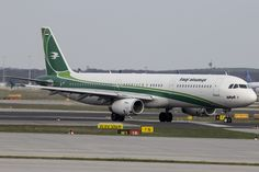 https://flic.kr/p/ssFbuw | Iraqi Airways A321-231 YI-AGS | my first Iraqi!
