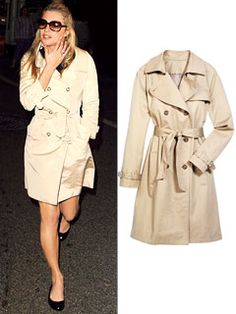 the trenchcoat kate moss - Google Search