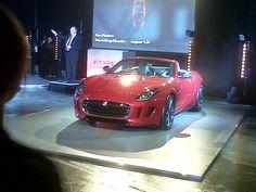 F-TYPE VIP Preview Manchester (Rybrook Jaguar)
