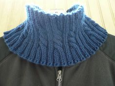 Ravelry: Project Gallery for Rib and Cable Quartet: Gaiter pattern by Leigh Radford