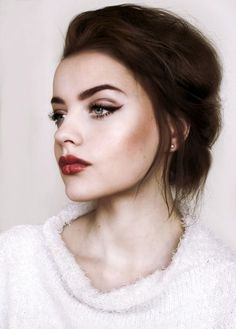 Image result for makeup inspiration fair skin