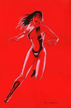 Vampirella - Red Board, Greg Hildebrandt Comic Book Artists, Comic Book Characters, Comic Books, Disney Characters, Fictional Characters, Character Personality, Vampire Art, Horror Comics, Adam And Eve
