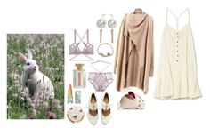 """""""How to wear the spring equinox"""" by ghoulnextdoor ❤ liked on Polyvore featuring Carrera, Betsey Johnson, tarte, Current/Elliott, L'Artisan Parfumeur, Lonely and Paul & Joe Beaute"""