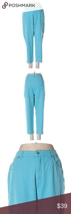 I just added this listing on Poshmark: Escada Sport Sky Blue Jeans. Plus Fashion, Fashion Tips, Fashion Trends, Colored Denim, Jeans For Sale, Blue Jeans, Harem Pants, Sweatpants, Sky
