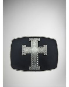 Industrial Cross Belt Buckle  Spencers $14.99 #idesignedthis
