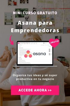 Descubre cómo usar las funciones básicas de Asana para organizar todos tus proyectos, a través de este curso gratuito #asana #productividad #organizacion Asana, Chaos Magic, Super Powers, Productivity, Business, Tips, Necklaces, Blue Prints