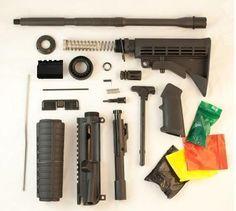 Anderson Basic AR-15 Gun Kit ($5.95 flat rate shipping)- $374.99
