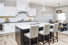 Condo Remodel, Home Remodeling, Traditional, Kitchen, Table, Furniture, Cabinets, Home Decor, Armoires