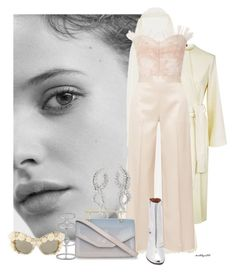 """""""Kindness"""" by katelyn999 ❤ liked on Polyvore featuring The Row, Rime Arodaky, Rodarte, M2Malletier, Yeprem, Messika and Dolce&Gabbana"""