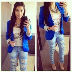 # Perfect outfit!
