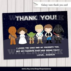 Perfect Galaxy Wars Birthday Party Invition / Digital Printabe Invitation / Star  Wars Invitation This Listing Is For A Digital File For DIY Printing.