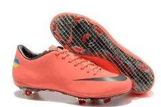 Nike Mercurial Vapor Superfly IV Fourth style CR7 FG Firm Groud orange black!  Only  87.70 abb35f71c09a