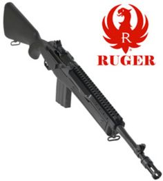 Tactical Ruger Mini 14