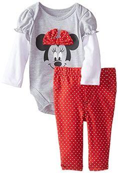 Disney Baby Baby-Girls Newborn Minnie Mouse 2 Piece Pant Set, Multi, 0-3 Months Disney http://www.amazon.com/dp/B00UJFLC62/ref=cm_sw_r_pi_dp_Js6Owb061W83K