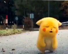 Cute Cartoon Pictures, Cute Bunny Cartoon, Baby Animals Pictures, Cute Love Cartoons, Cartoon Pics, Cute Pikachu, Pikachu Cat, Pikachu Drawing, Cute Funny Baby Videos