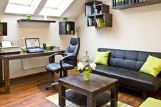 Modern office interior design Ink9 Creative Agency