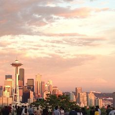 Seattle *check ✔* (:
