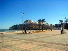 bed and breakfast te koop in Peniscola, valencia,Spanje. Dit is een stads B met prachtig dakterras en vlak aan de zee gelegen.