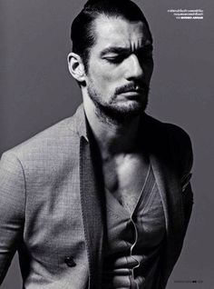 David Gandy. This beautiful man would have been an endless inspiration for Michael Angelo and Bernini.