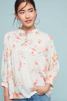 Soft Florals Top