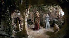 Loveday's dwelling (The Secret of Moonacre)