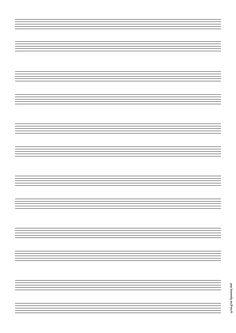 """Résultat de recherche d'images pour """"papier musique à imprimer"""""""