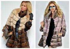 Шубы норковые модели 2016-2017 (фото) Fur Coat, Winter Jackets, Chic, Fashion, Winter Coats, Shabby Chic, Moda, Classy, La Mode