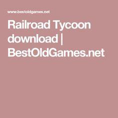 Railroad Tycoon download   BestOldGames.net