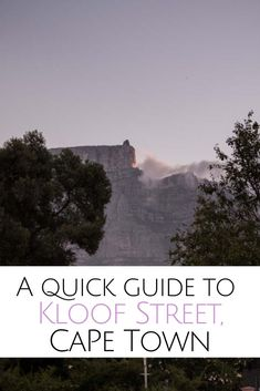 Heading to Cape Town & looking for one of the hippest area in town? A guide for the best Kloof Street restaurants, where to sleep & have a glass of wine. Where to eat in Cape Town Dark Places, Places To See, Kyoto Garden, Cape Town Hotels, Best Sushi, Outdoor Restaurant, Next Holiday, Most Beautiful Beaches, Cool Countries