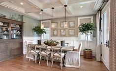 Wohnung einrichten Tipps Esszimmertisch mit Stühlen