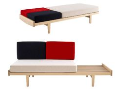 NOmadeDESIGN.com LIGNE ROSET DAY BED PIERRE PAULIN http://www.nomadedesign.com/index.php/prodotti/divani/108-daybed