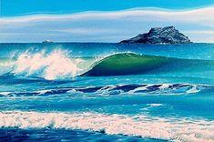 Scott McDougall | COTW Surf Artist