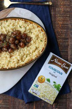 #AD How to Make Couscous | Best Couscous Recipe | Caramelized Pearl Onion Couscous | Caramelized Pearl Onion Couscous | Side Dish Recipe | Thanksgiving Side Dish #couscous