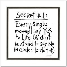 Secret #1 Prints (contemporary)