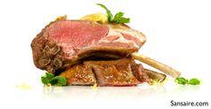 12 hr sous vide Australian lamb racks with cinnamon JD glaze Sous Vide Lamb, Sous Vide Vegetables, Teriyaki Glaze, Butter Mints, Modernist Cuisine, Grape Salad, Rack Of Lamb, Butter Recipe, Molecular Gastronomy