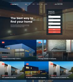Create a website for your real estate business fast with HomePRO, a WordPress theme built specifically for showcasing property online. Real Estate Business, Real Estate Agency, Real Estate Broker, Selling Real Estate, Real Estate Companies, Wordpress Template, Wordpress Theme, Real Estate Website Templates, Looking For Houses