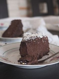 Jagielnik czekoladowy Other Recipes, Sweet Recipes, Eat Happy, Good Food, Yummy Food, Christmas Party Food, Vegan Dessert Recipes, Healthy Sweets, Let Them Eat Cake