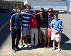 Rafa Nadal · 12 August 2013  Despedida en Montréal de nuestro amigo y conductor Jacky!!  Goodbye in Montreal to our friend and driver Jacky!