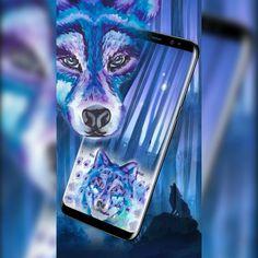 Digital Revolution, Wild Wolf, Wolf Spirit, New Theme, Keyboard, Appreciation, Strength, Product Launch, Ice