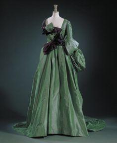Vivienne Westwood In Time - Vivienne Westwood Watteau Evening Gown