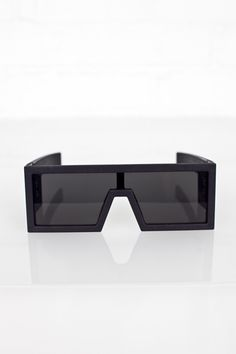 angular sunglasses by rad hourani / $650