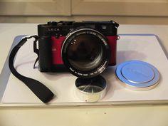 Leica M4-P + Canon 50mm. f.0,95