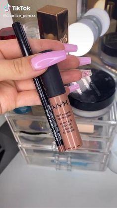 Lipgloss, Lipsticks, Skin Makeup, Eyeshadow Makeup, Makeup Videos, Makeup Tips, Lip Makeup Tutorial, Drugstore Makeup Dupes, Makeup Essentials