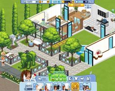 The Sims Social™ House of the Week Contest - Page 12 - Playfish/EA Community