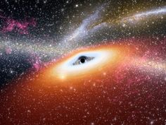 The physics inside a black hole (shown here in an artist's conception) could be encapsulated by the physics on its surface, according to an idea called the holographic principle. Credit: NASA/JPL-Caltech Tangled Up in Spacetime - Scientific American