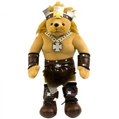 WWE Superstar Teddybären: Fotos